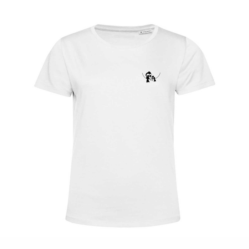 T-shirt Donna Uccelli