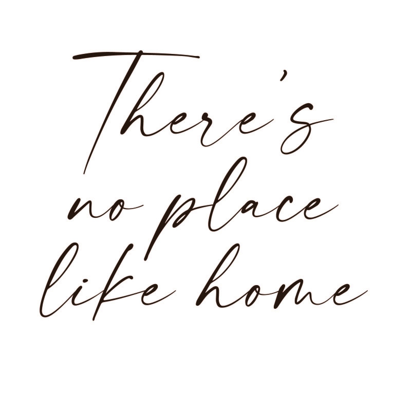 cuscino - There's no place...